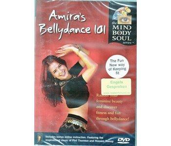 DVD Amira s Bellydance 101
