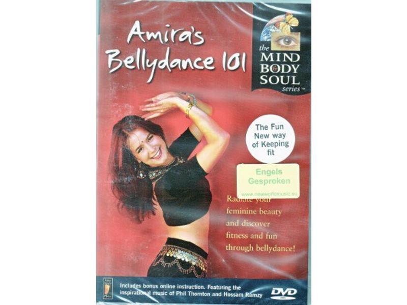 DVD Amira s Bellydance 101   1DVD