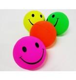 Bal rubberbal Smile   6cm