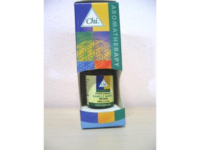 Chi Natural Life Chi Kamille, Marokkaanse etherische olie - 2,5ml