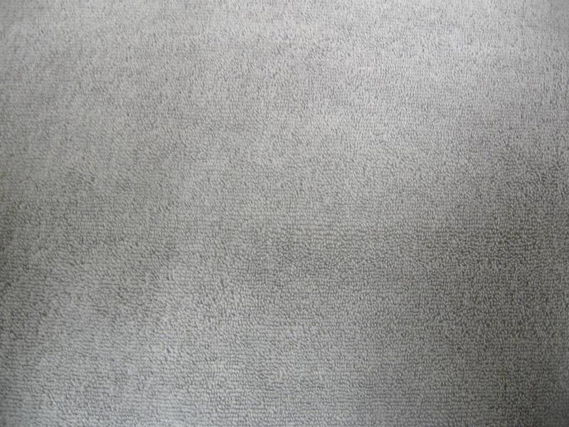 Badstof Grijs zware kwaliteit   180 breed