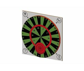 Speelbord Rotatieschijven