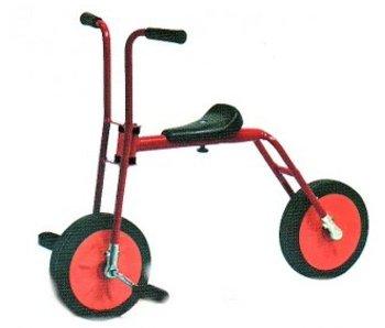 Maxibike tweewielfietsje