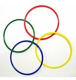 Gymnastiek ringen 50cm - Set 4   50cm