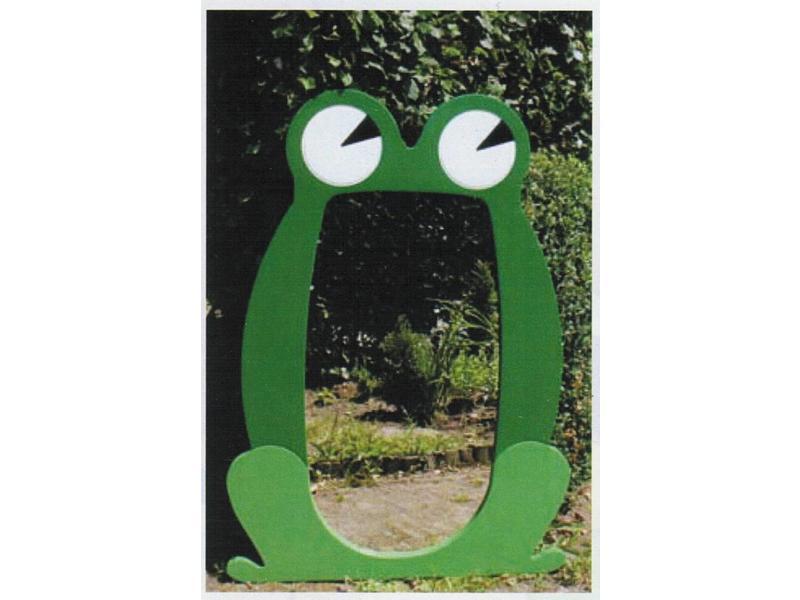 Wandspiegel kikker acrylaat   60x130cm