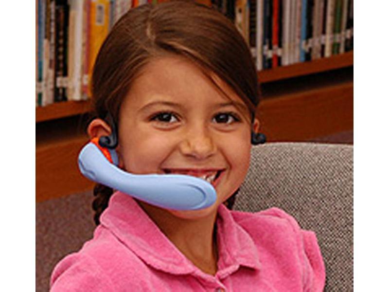 Fluister Headset Whisper Phone  Large