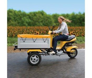 Cargobee TR50-bakscooter
