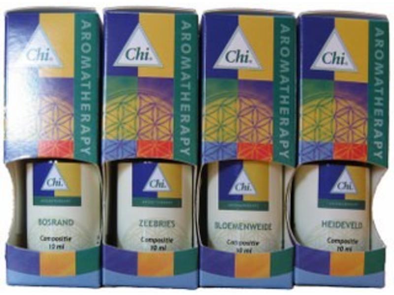 Chi Natural Life Chi natuurset Bosrand- Heideveld- Zeebries en Bloemenwe,   4 flesjes