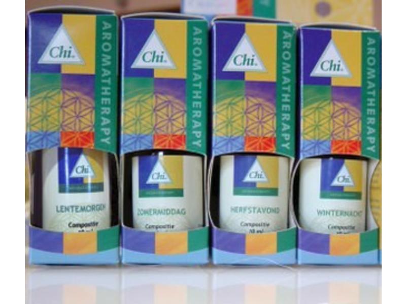Chi Natural Life Chi Jaargetijdenset zomer- herfst- winter en lente   4x 10ml