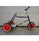 Fietsje Trike Bike Express- driewieler met staplank   3-8 jaar