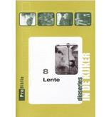 ProBiblio DVD - Diaserie Lente in A5 koffertje