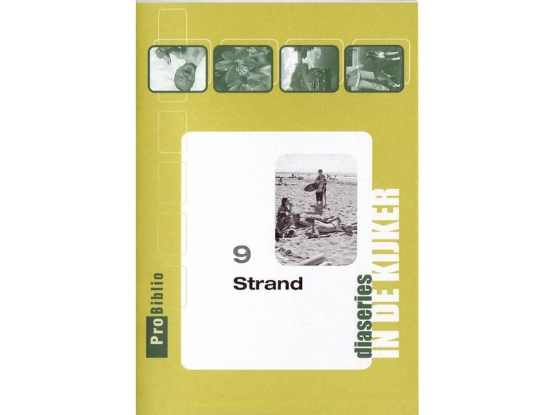 ProBiblio DVD - Diaserie Strand in A5 koffertje