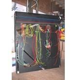 Atelier Michel Koene Fluo Blacklight Spiegelkast   130 x 120cm