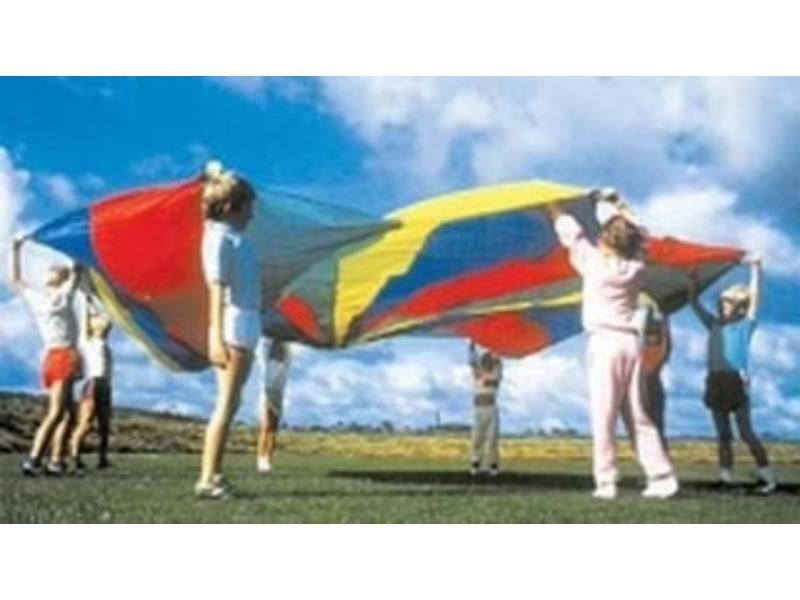Ballondoek gekleurd    360cm