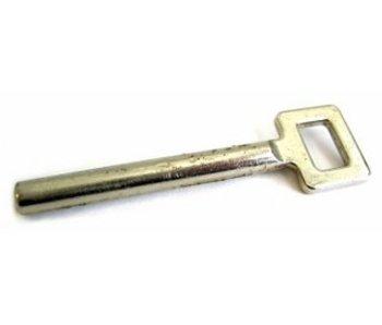 Sleutel voor veiligheidsslot Pensluiting
