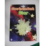 Glow In The Dark sterren- 3 maten   13 st
