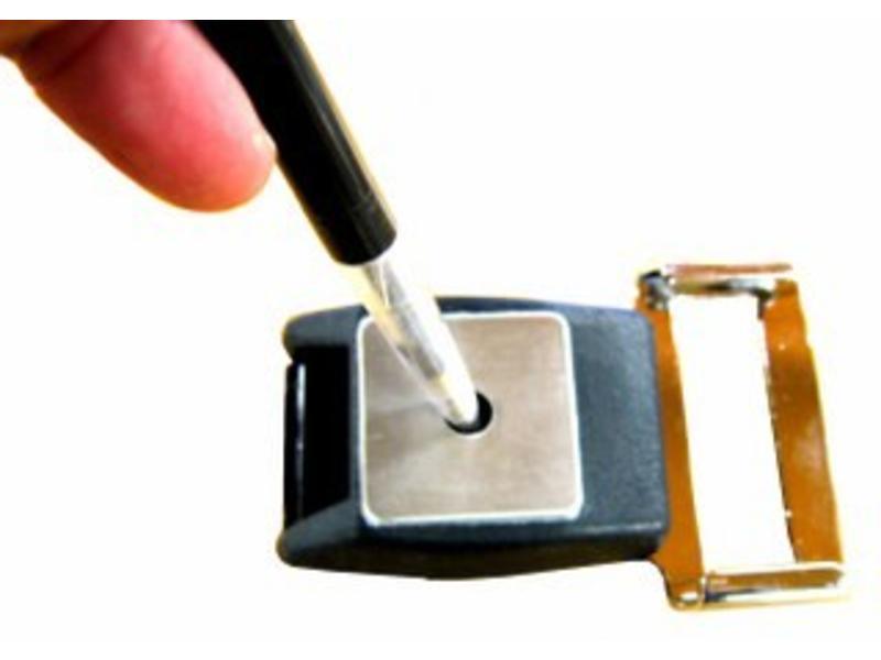 Veiligheidsslot pensluiting-steekslot   50mm