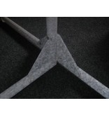 Atelier Michel Koene Hangstoelstatief verzinkt   voet 200x160cm
