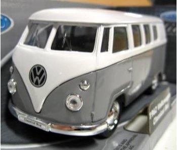 VW camper busje