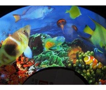 Effektwiel beeld FG7263 Tropical Fish