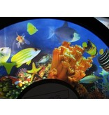 OPTIkinetics Effectwiel beeld FG7263 Tropical Fish