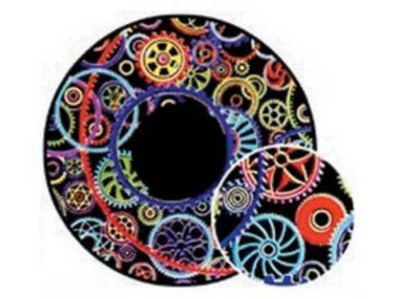 OPTIkinetics Effectwiel beeld FG7046 Cog