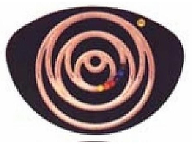 Balansplank Cirkelbaan   57 x 42 x 5cm