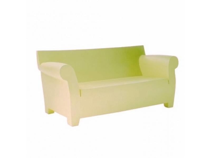 Bubble Club Bank 2 persoons kunststof   79x188x72cm