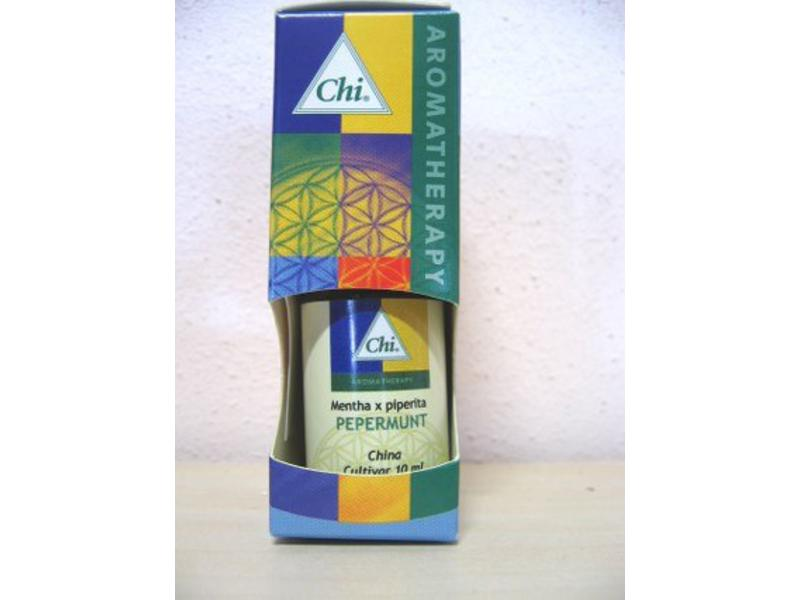 Chi Natural Life Chi Pepermunt etherische olie, Cultivar - 10ml