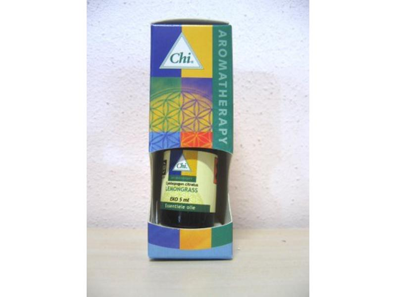 Chi Natural Life Chi Lemongrass etherische olie, Cultivar - 10ml