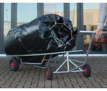 Transportwagen voor luchtkussens