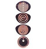 Balansplank labyrint   60 x 45 x 5cm