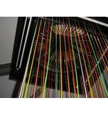 Atelier Michel Koene Fluodouche   90 x 90cm