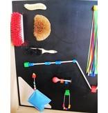 Atelier Michel Koene Doetastwand voor buiten   120 x 150cm