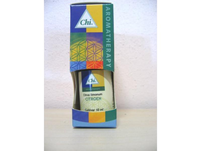 Chi Natural Life Chi Citroen etherische olie, Cultivar - 10ml