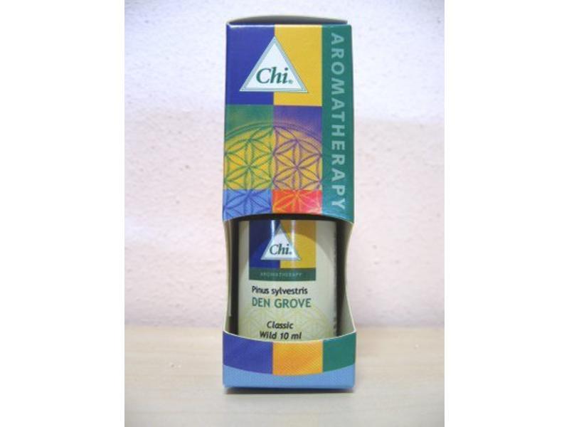 Chi Natural Life Chi Den, Grove etherische olie, Wild - 10ml