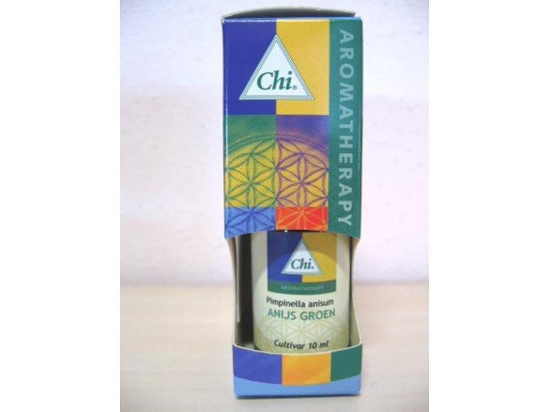 Chi Natural Life Chi Groene Anijs etherische olie, Cultivar - 10ml