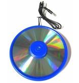 CD schakelaar   13,5x2cm
