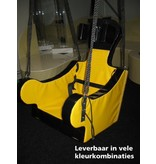 Atelier Michel Koene Zachte schommel ET XL, Bisonyl   zitbr. 50, zitd. 48cm