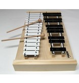 Goldon Goldon Metalofoon in houten doos
