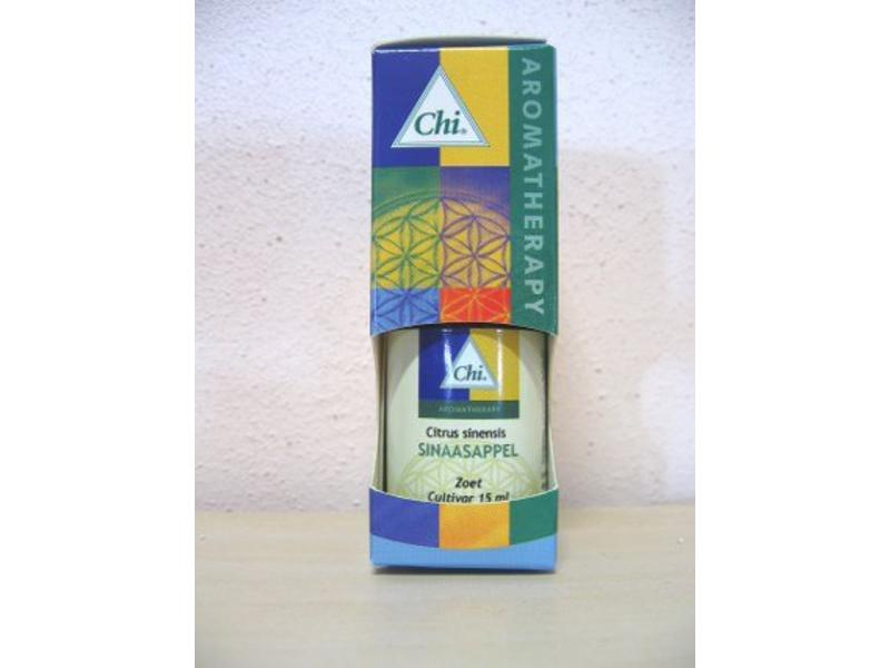 Chi Natural Life Chi Sinaasappel, Zoet etherische olie, Cultivar - 20ml
