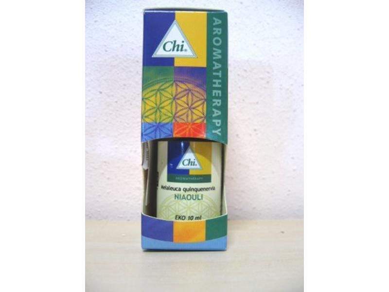 Chi Natural Life Chi Niaouli etherische olie, Eko - 10ml
