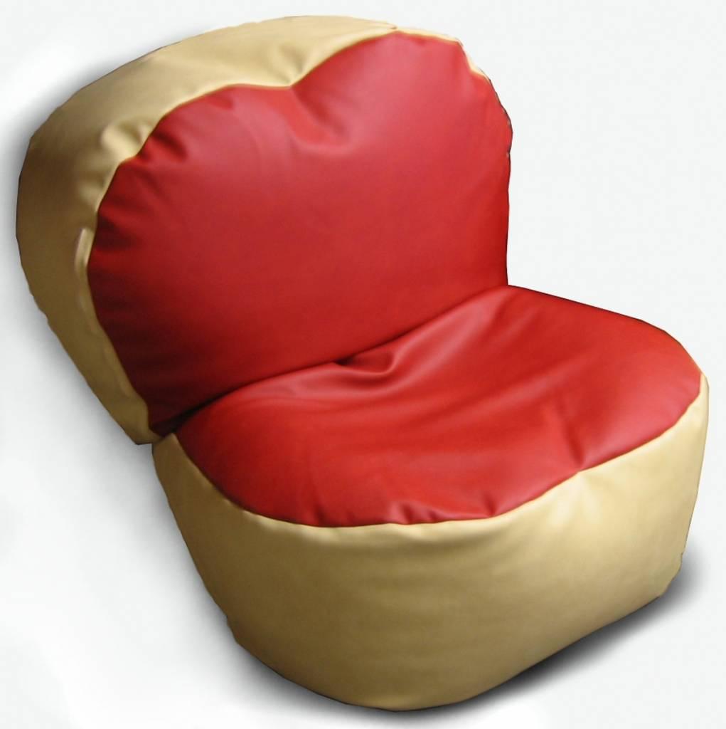 beautiful atelier michel koene zitzak klapzak stamskin with ligzak buiten. Black Bedroom Furniture Sets. Home Design Ideas