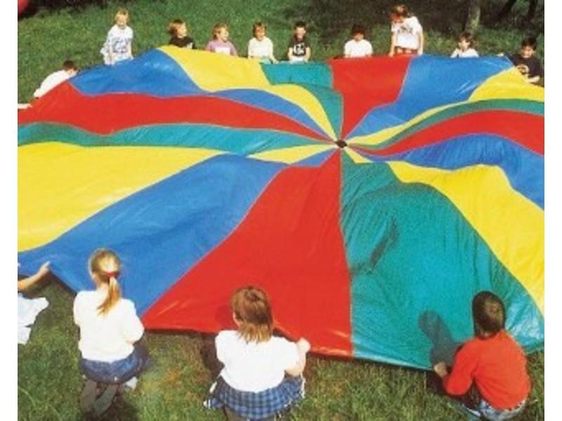 Ballondoek gekleurd    610cm