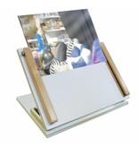 Atelier Michel Koene Acrylaatspiegel t.b.v. speelplaathouder   57 x 39,5 cm