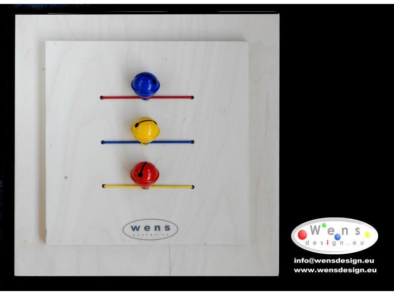Wens Design WensDesign 3 bellenplank