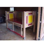 Atelier Michel Koene Bed Wikel (maatwerk)