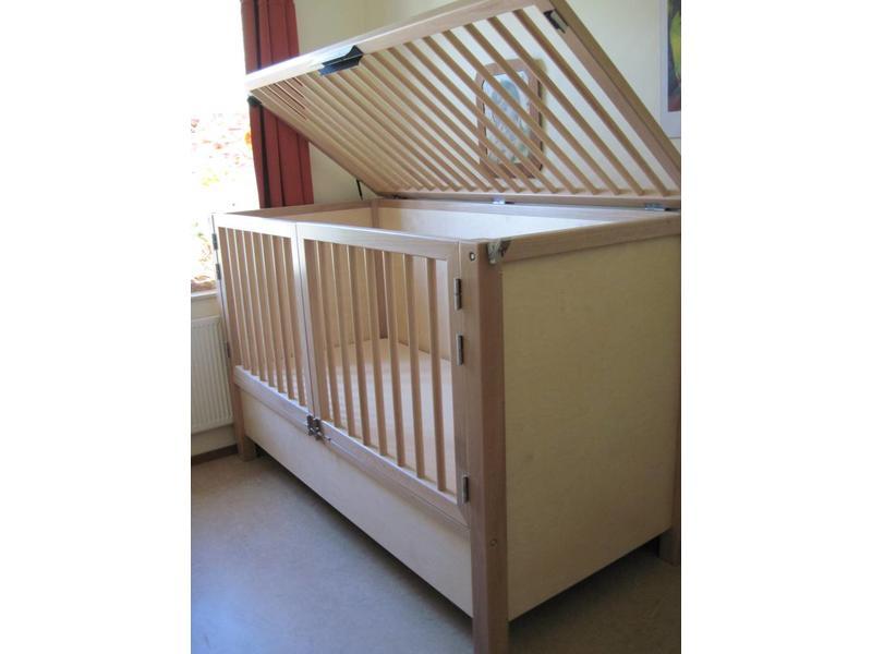 Atelier Michel Koene Bed Ûle Kompakt (maatwerk)