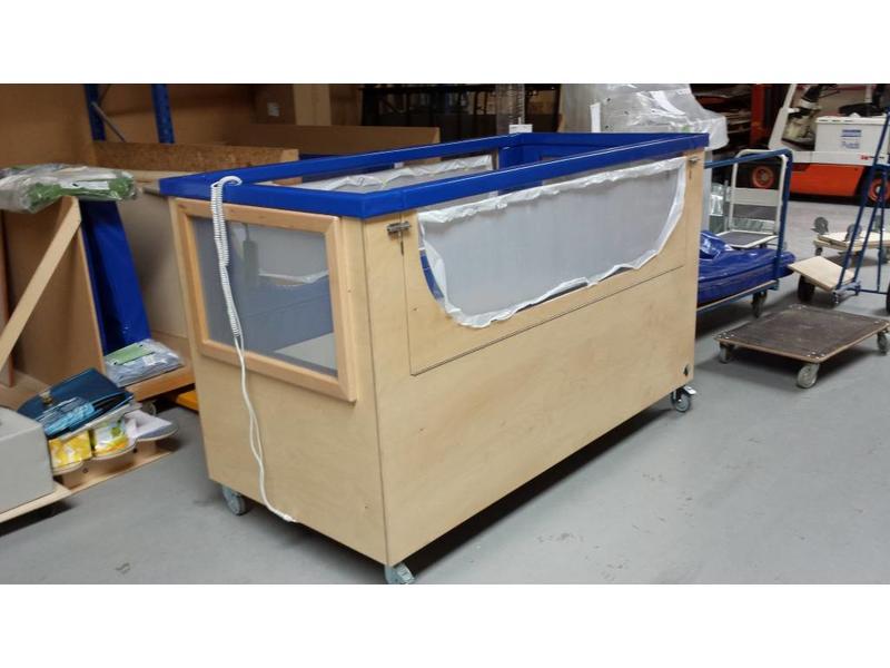 Atelier Michel Koene Bed Protter met hoog/laag bodem (maatwerk)