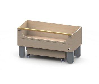 Hoog/laag bed- box- Reager- Design2